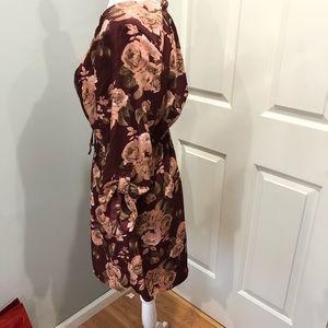 Rue 21 summer flowered dress. Size Medium